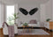 CoolWalls.ca DieCut Black Wings Die Cut to Wings, Wall Decals: From $19.49 - $55.49