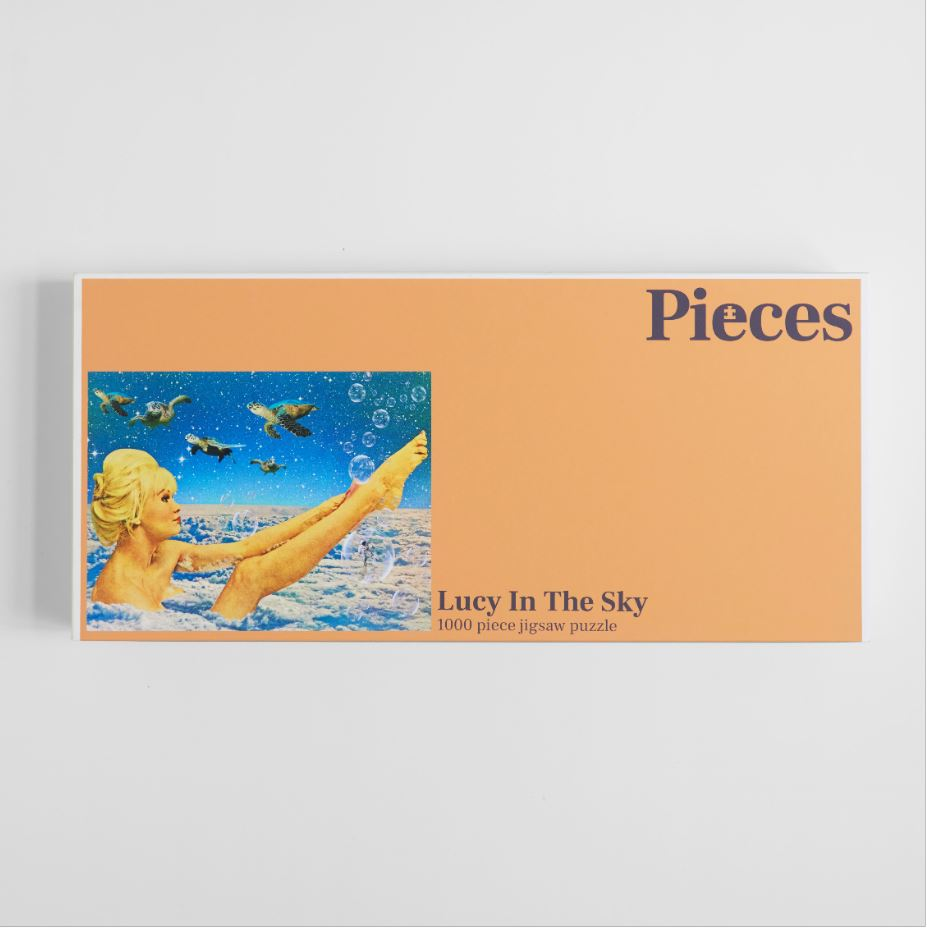 Boxed Lucy In The Sky Jigsaw Puzzle 1000 Pieces