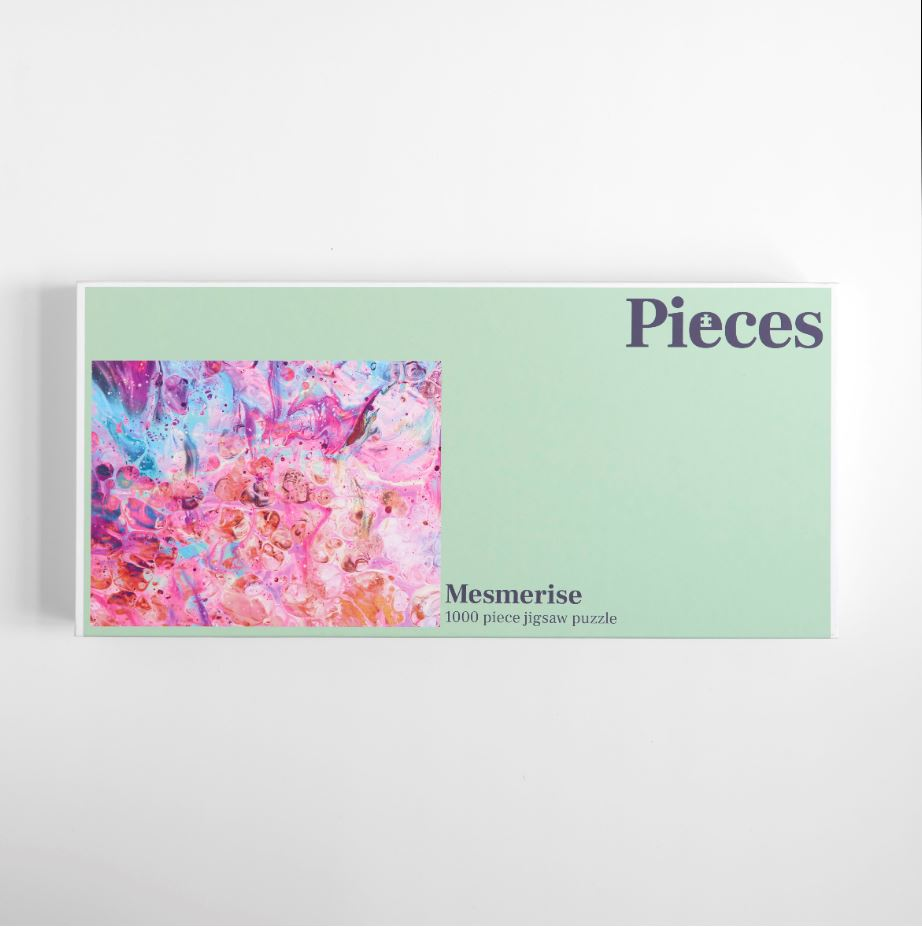 Boxed Mesmerise Jigsaw Puzzle 1000 Pieces