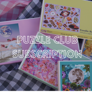 Puzzle Club Subscription *Subscribe for £29