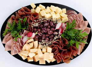 MEDIUM MEAT & CHEESE PLATTER