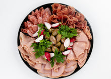 Load image into Gallery viewer, SMALL MEAT & CHEESE PLATTER