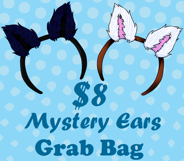 Grab Bag Random Animal Ears