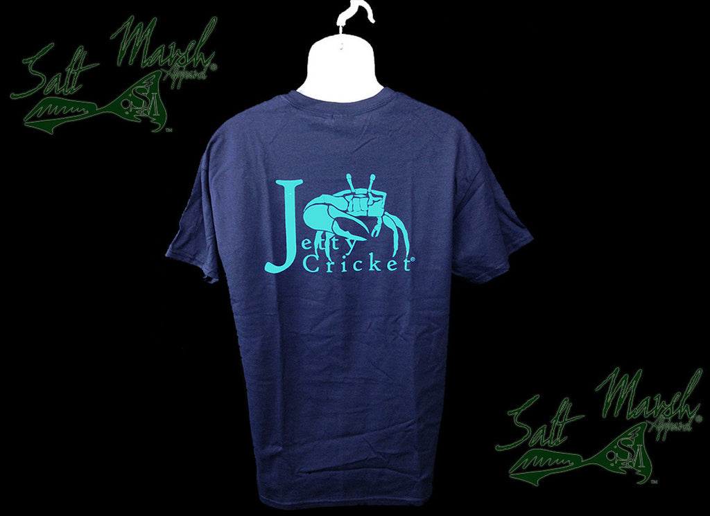 Salt Marsh Apparel - Jetty Cricket Navy