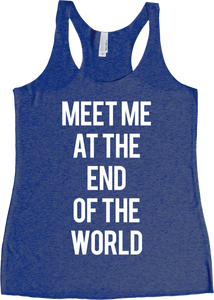 Meet Me At...Women's Tank