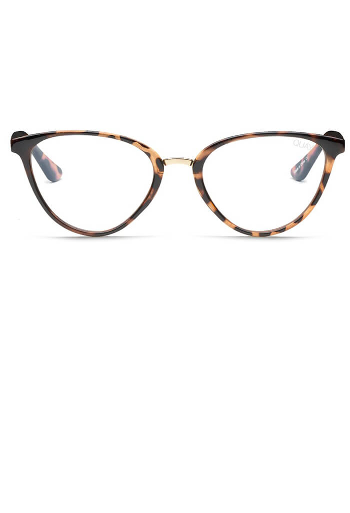 Rumors Blue Light Glasses in Tortoise