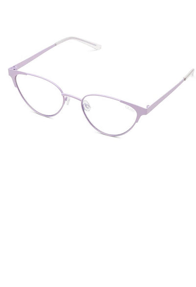 Songbird Blue Light Glasses in Lilac