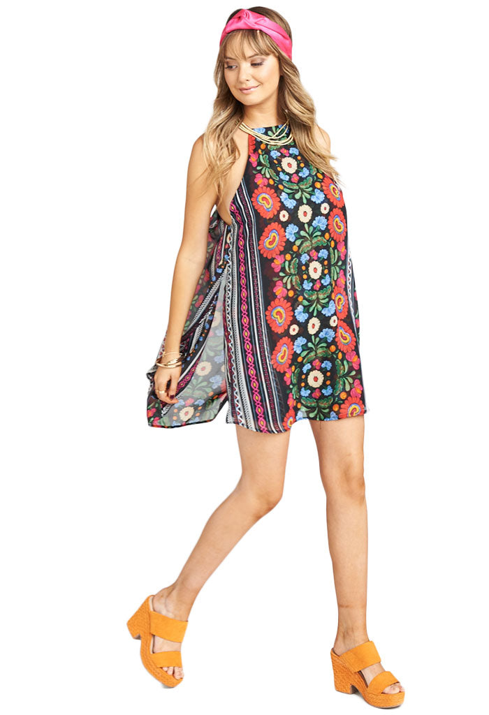 Show Me Your Mumu BYRON DRESS - MEXICALI