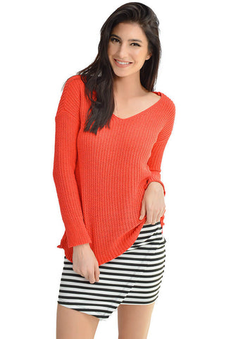Zona Sweater - Red