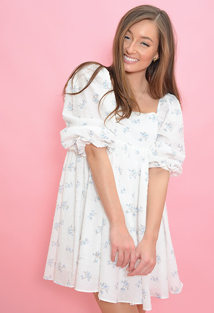 KK Bloom Whimsy Day Dress