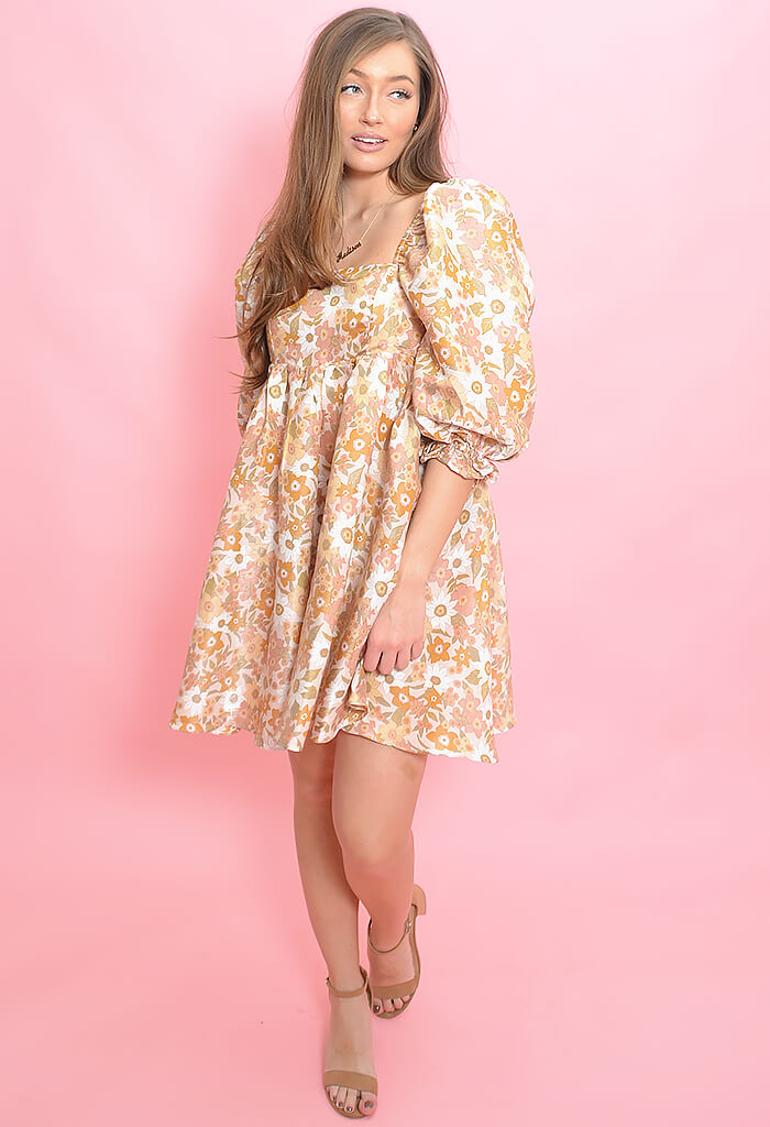KK Bloom Fiona Mini Dress