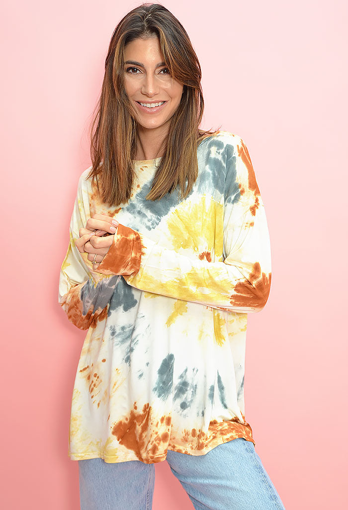Honey Tunic Tee