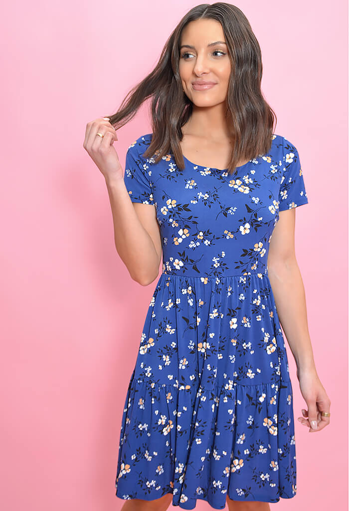 KK Bloom Taylor Dress