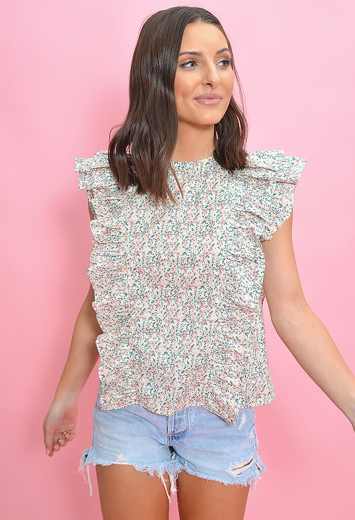 KK Bloom Blossom Top
