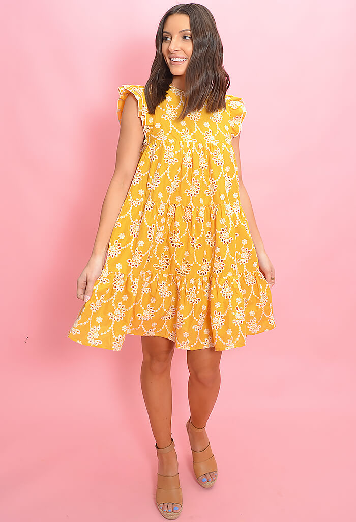 KK Bloom Sunshine Dress
