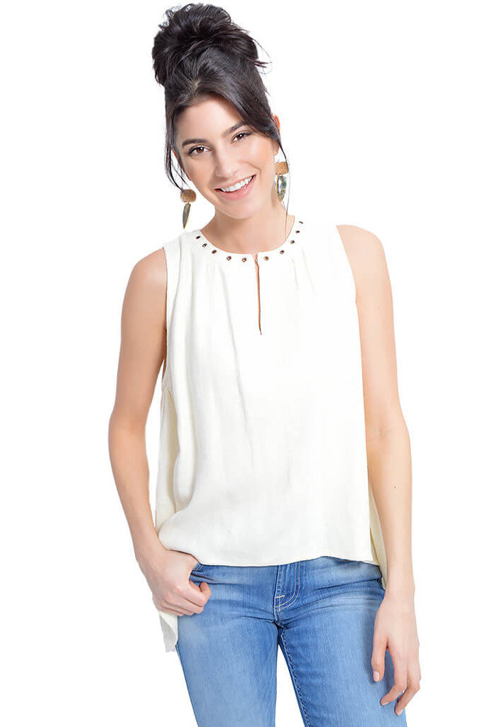 PPLA Clothing Lily Top-front