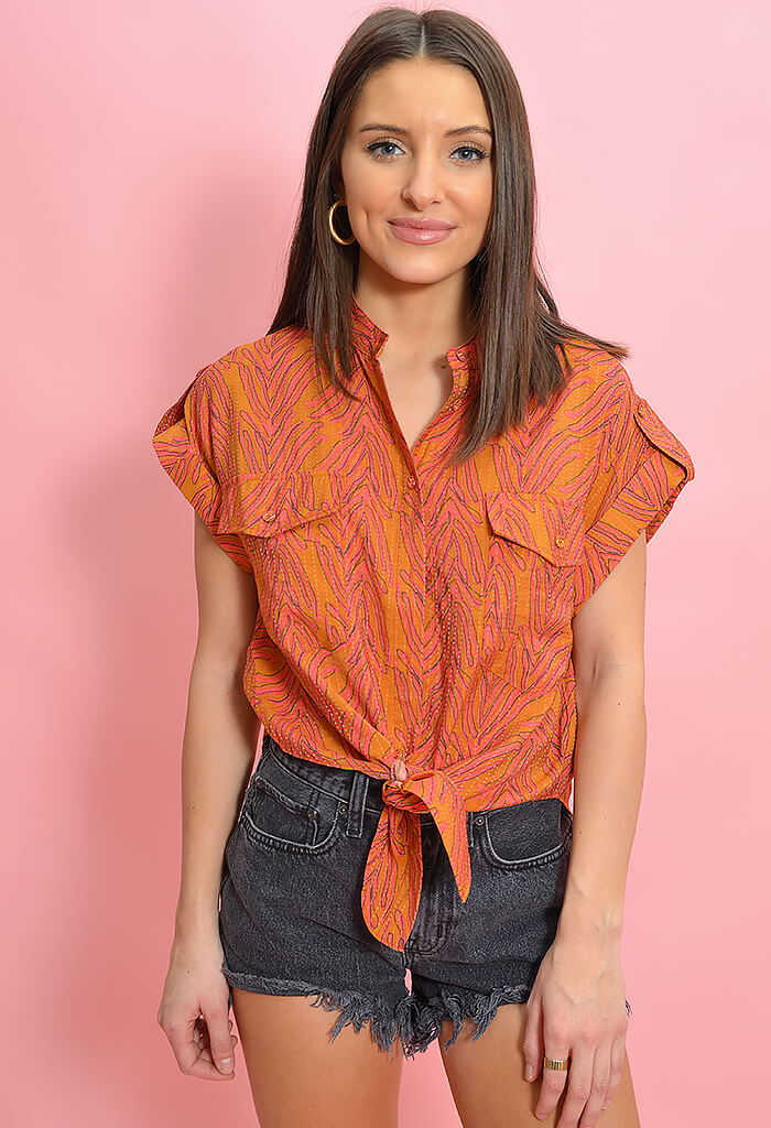 FRNCH Celene Blouse