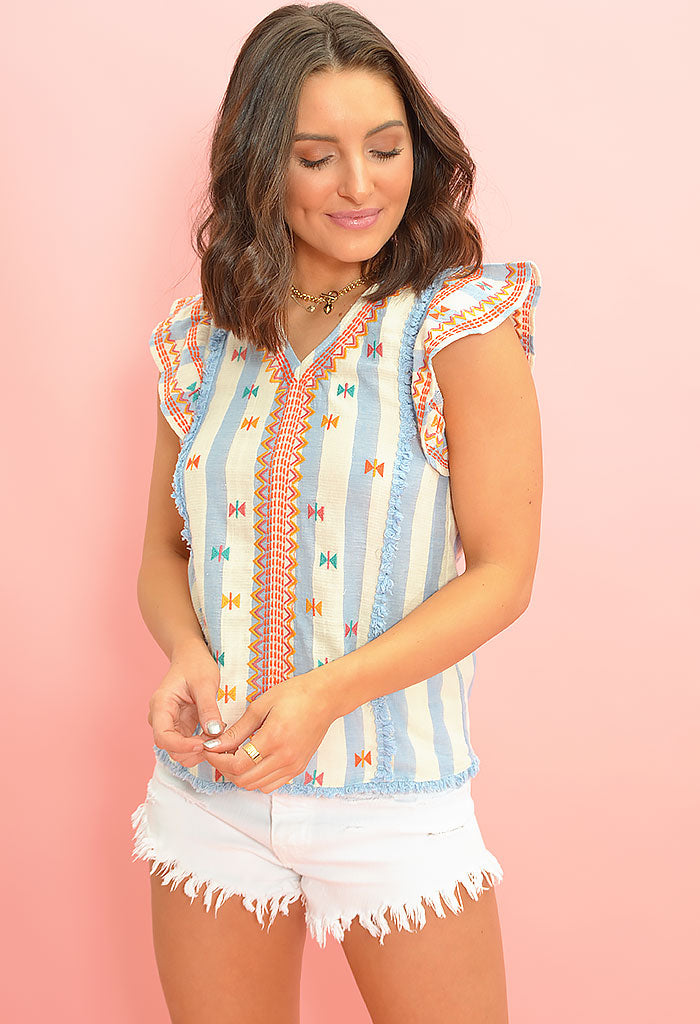 Retro Play Top