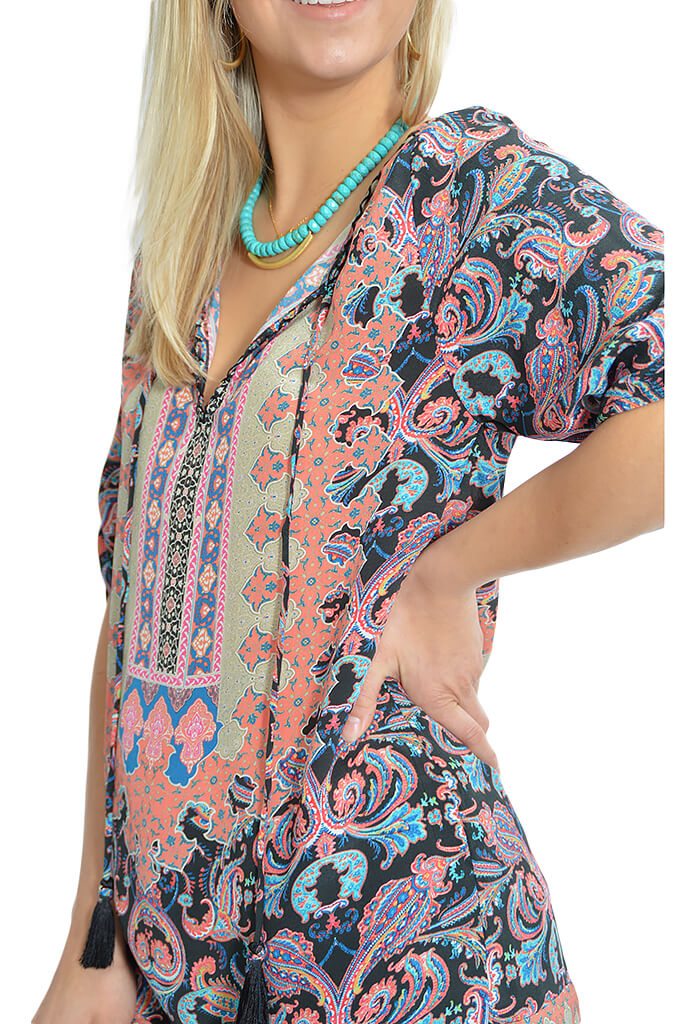 Tolani Ariana Tunic Dress