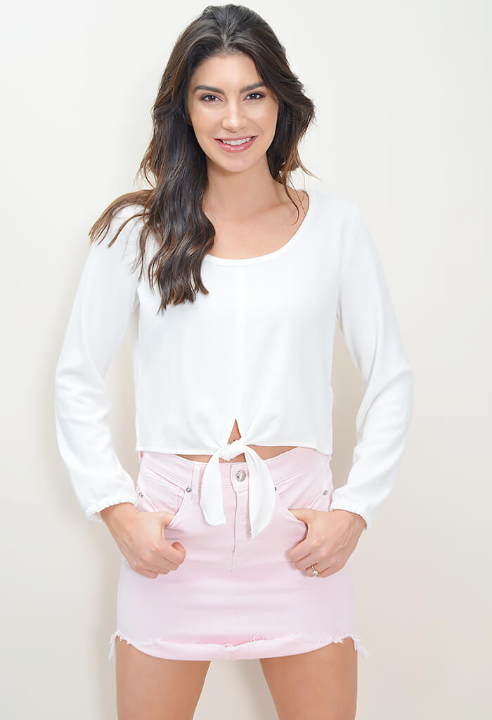 Knot & Bothered Top