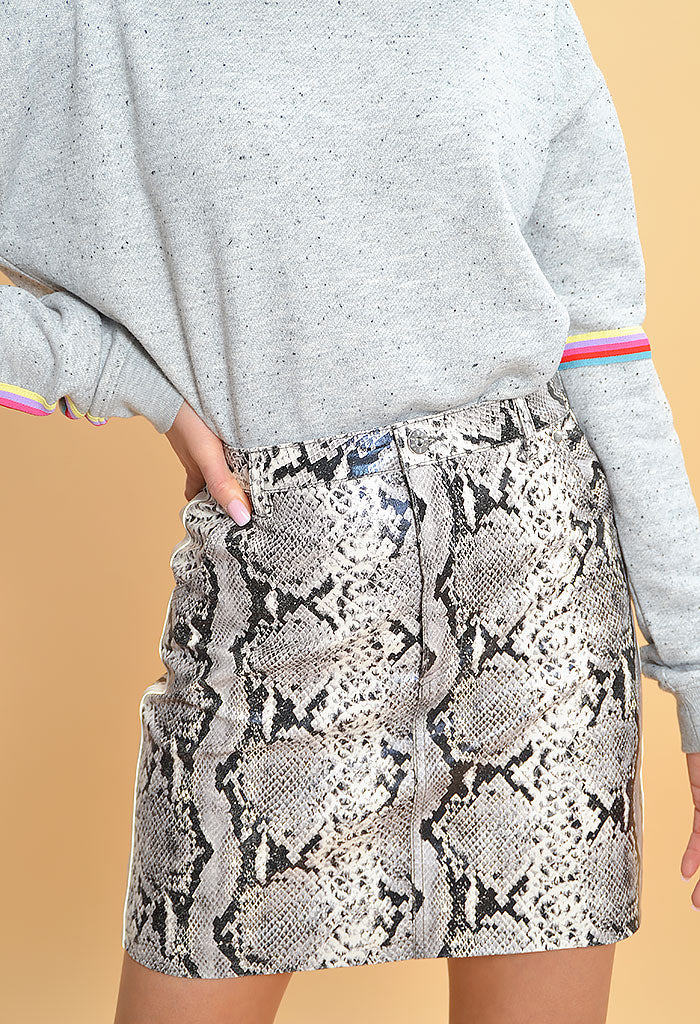 Python the Prowl Skirt