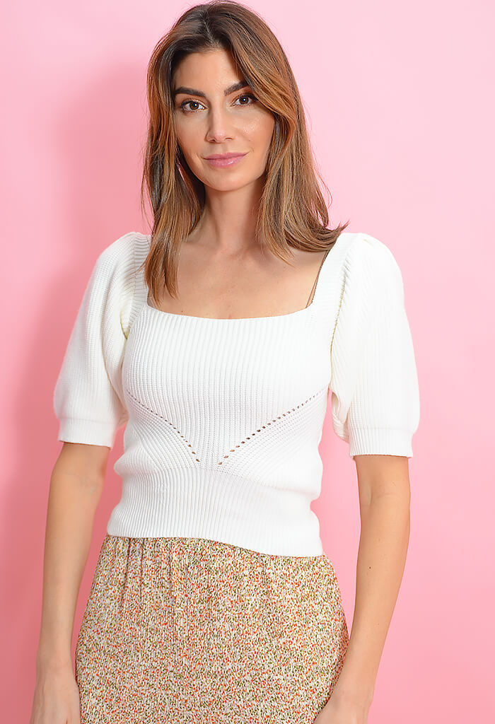 Minkpink Vallerie Knit Top