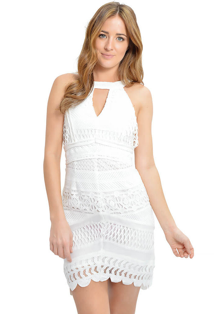 Adelyn Rae Be Together Dress-front