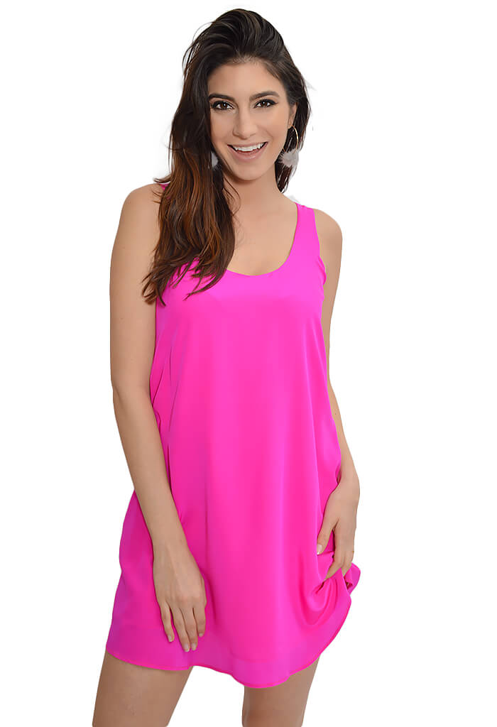 Barbie Slip Dress