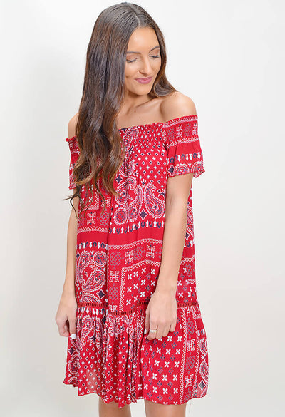 Briana Breeze Dress