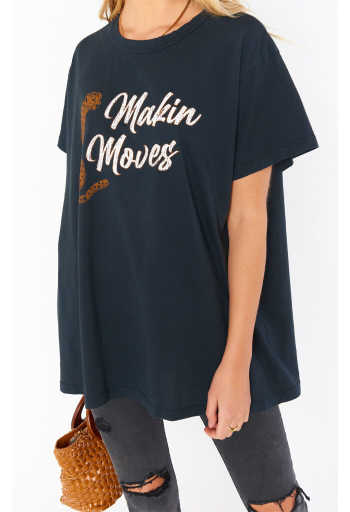 Show Me Your Mumu Airport Tee-Makin' Moves
