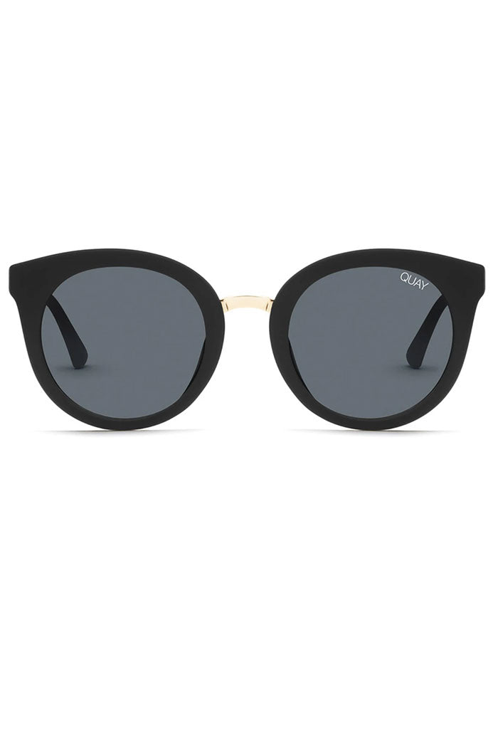 Shook Sunglasses in Matte Black