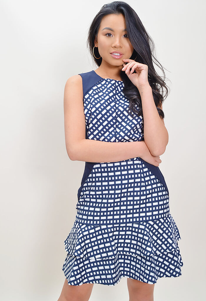Kinsley Jacquard Dress