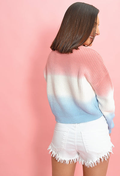 Firecracker Sweater
