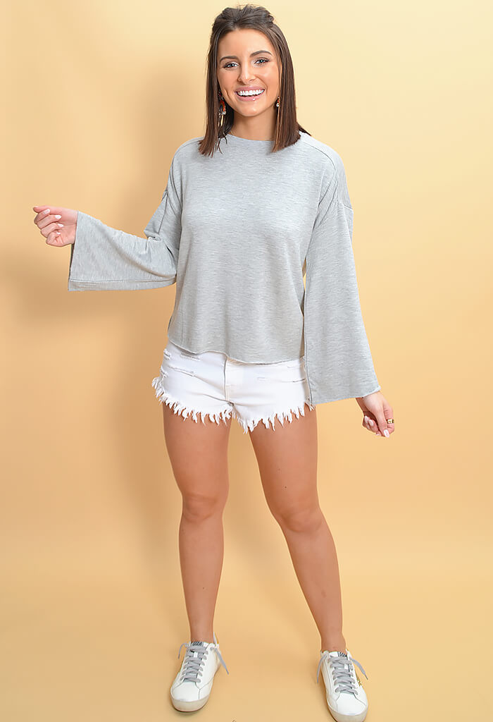 The Premium Fleece Flare Sleeve