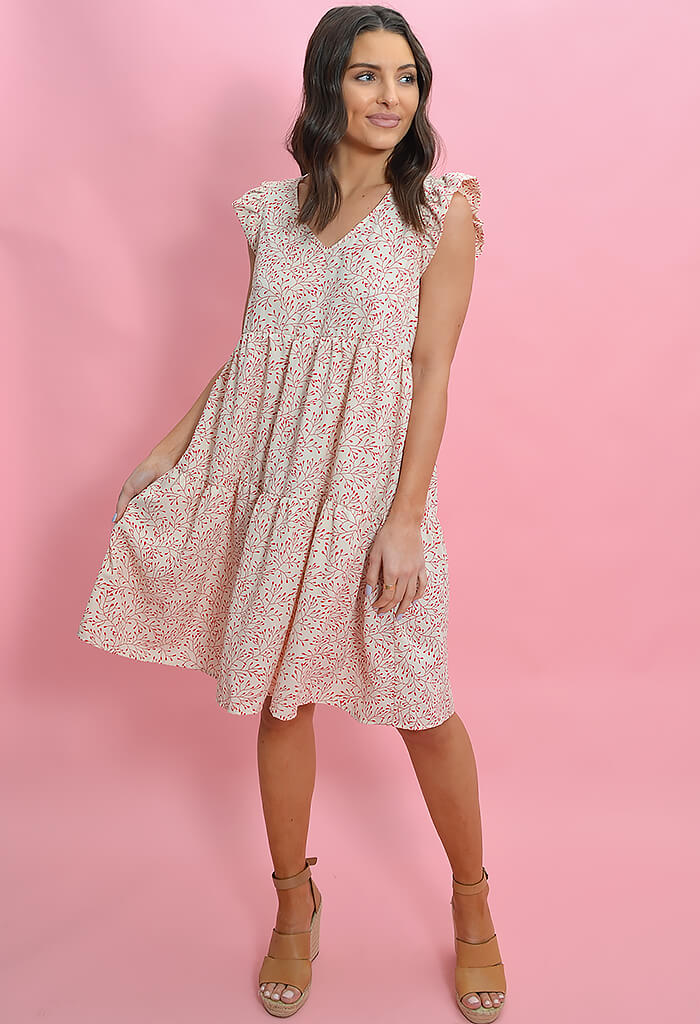 KK Bloom Cherry Blossom Dress