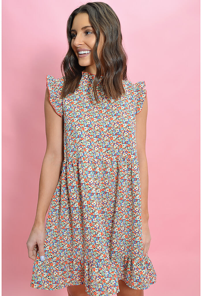 KK Bloom Floral Dream Dress