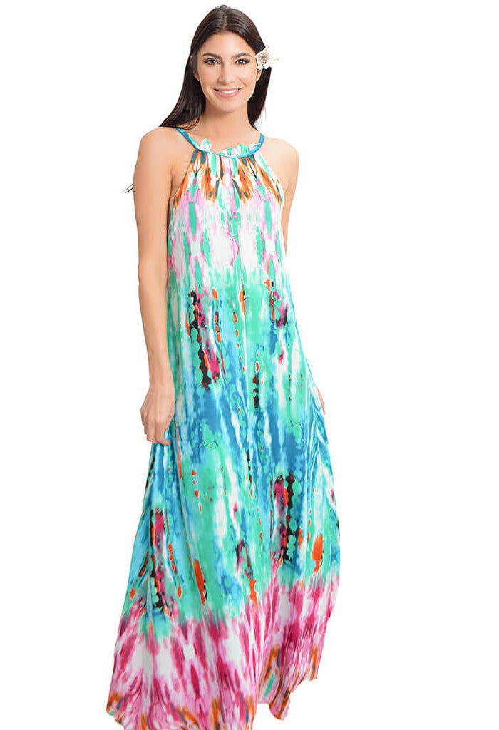 Buddy Love India Maxi Dress-full length