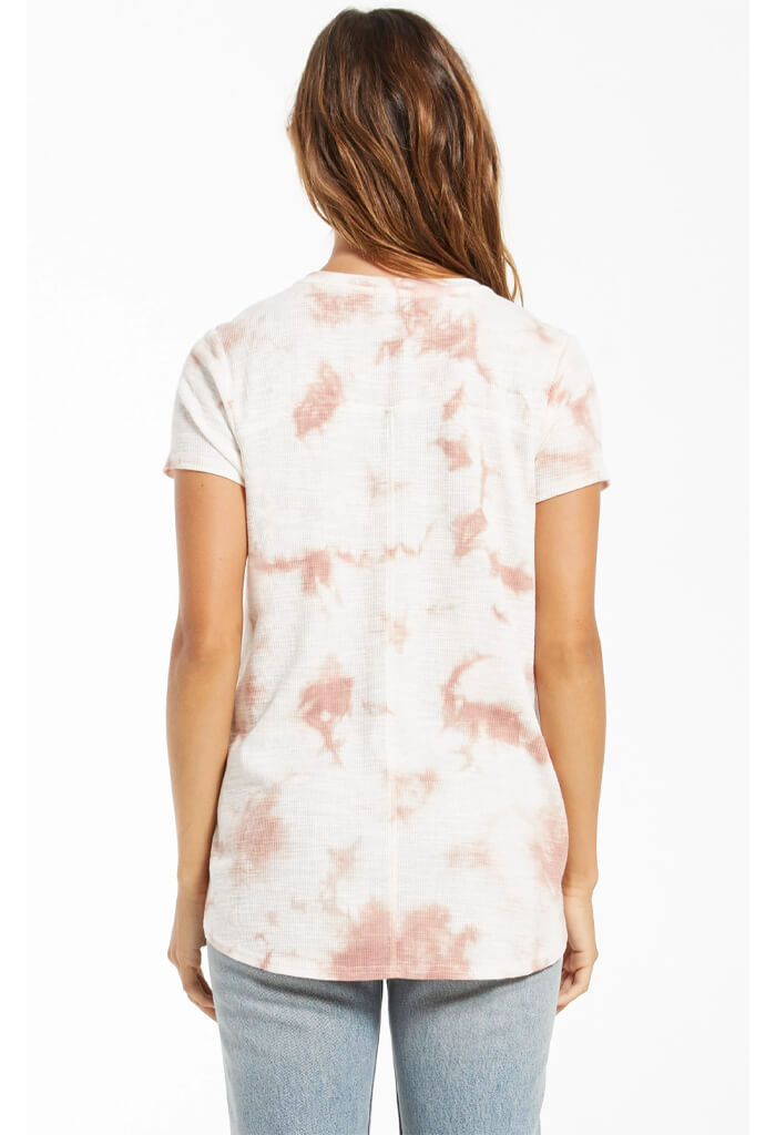 Z Supply Tove Cloud Tie Dye Swing Tee