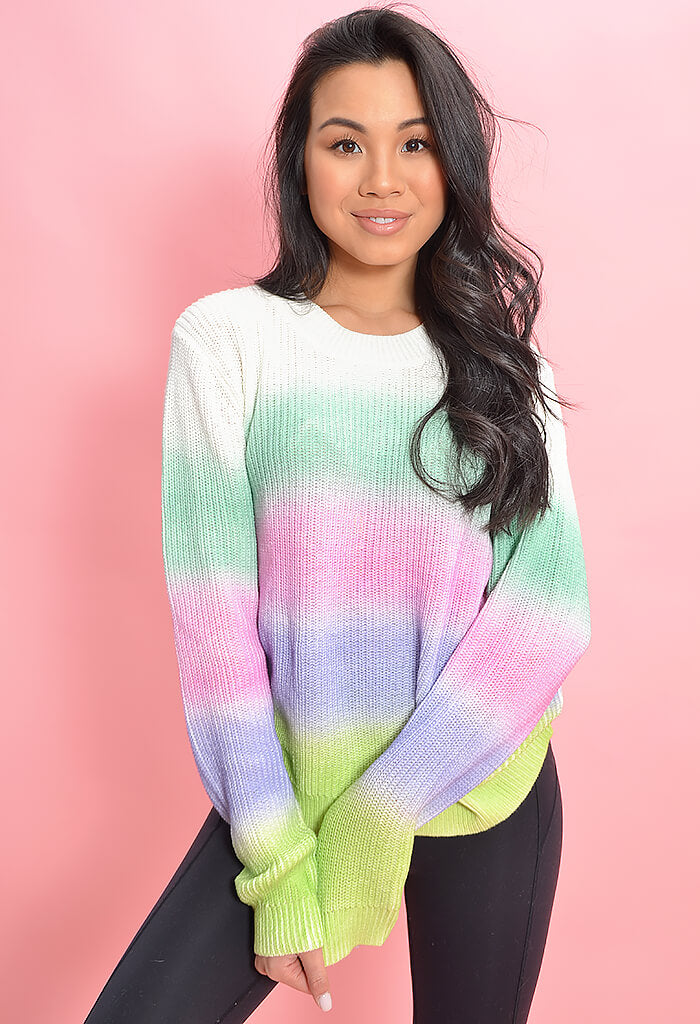 Arcade Lights Sweater