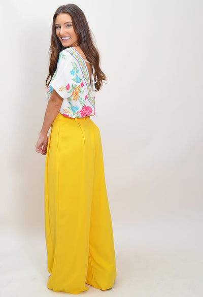 Limoncello Pants
