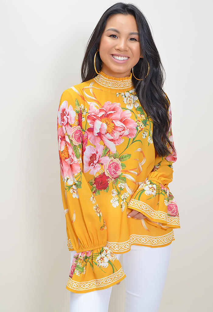 Charleston Charm Blouse