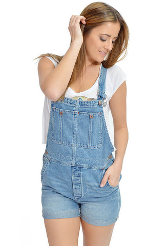 Relaxed Boyfriend Shortall
