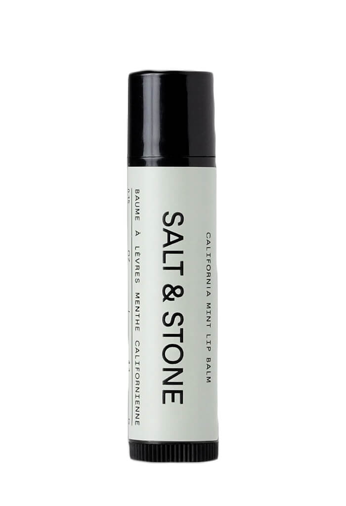 Salt and Stone California Mint Lip Balm