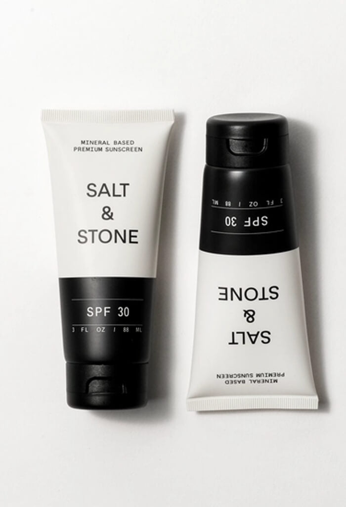 Salt and Stone SPF 30 Natural Mineral Sunscreen Lotion