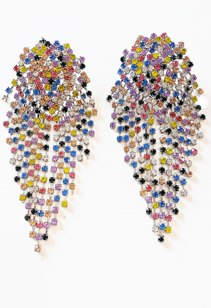 Jelly Dream Statement Earrings