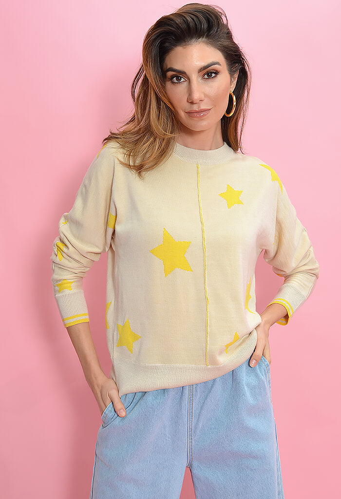 THML Santorini Star Sweater