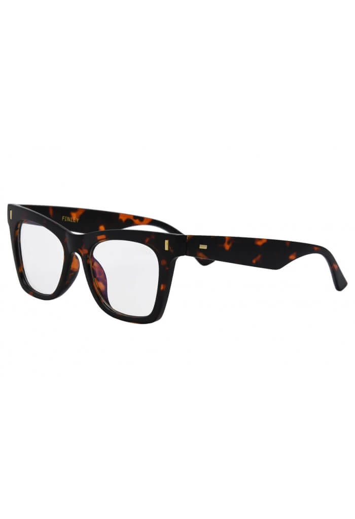 ISEA Finley Blue Light Glasses in Tortoise