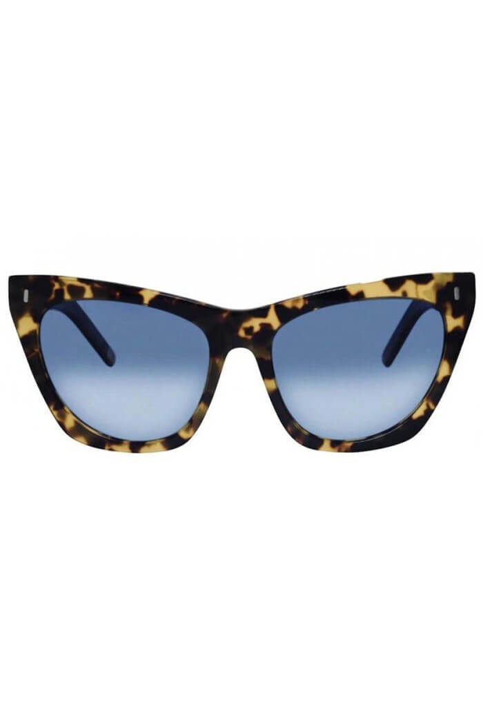 ISEA Lexi Polarized Sunglasses in Blonde Tortoise