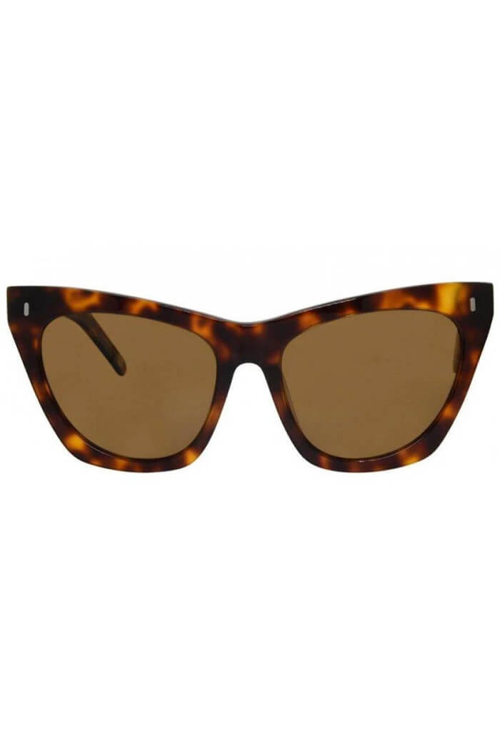 ISEA Lexi Polarized Sunglasses in Tortoise