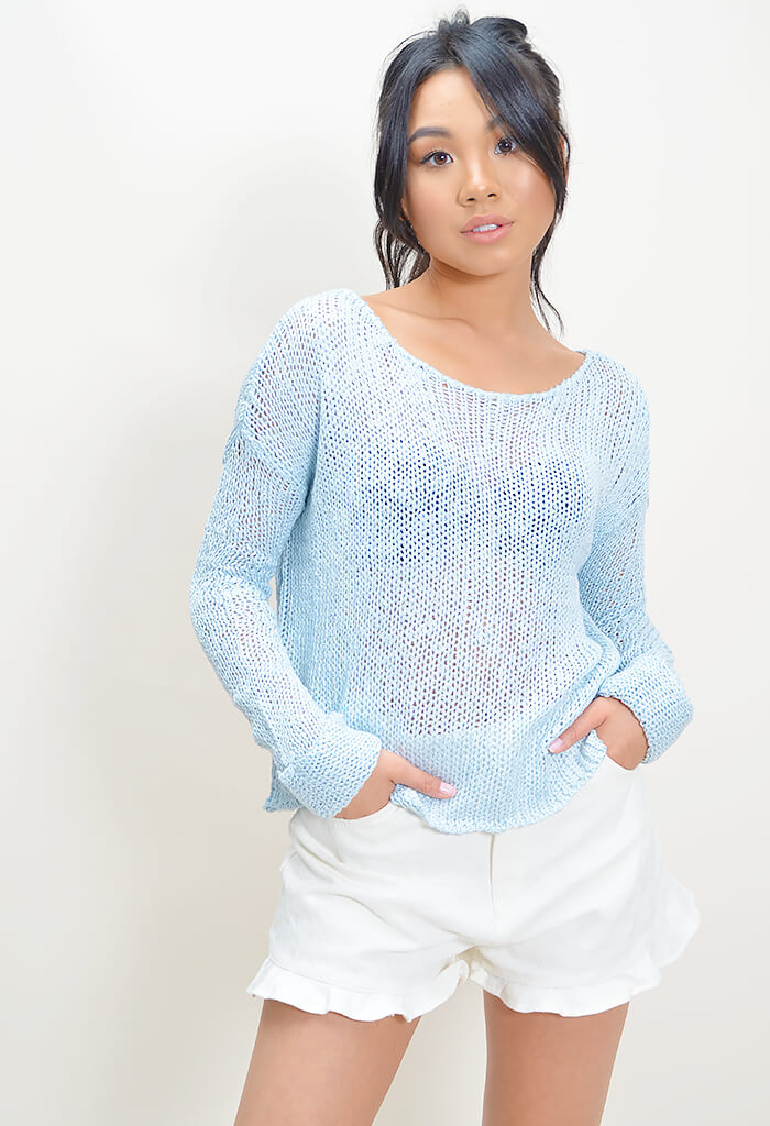 Josie Loose Knit Sweater